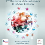 September 16th and 17th, 2014 : first Silver Economy International Meeting in Paris
