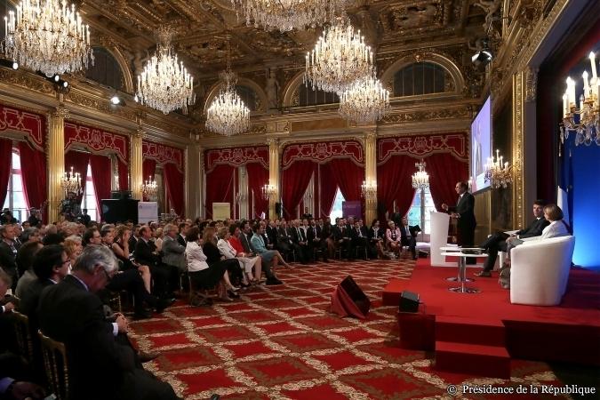 discours F Hollande concours mondial innovation a l'Elysée