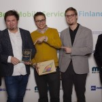 Circly was nominated as the best mobile service for the elderly in Finland