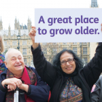 A third of seniors in the UK believe Britain has become a worse place to live than last year
