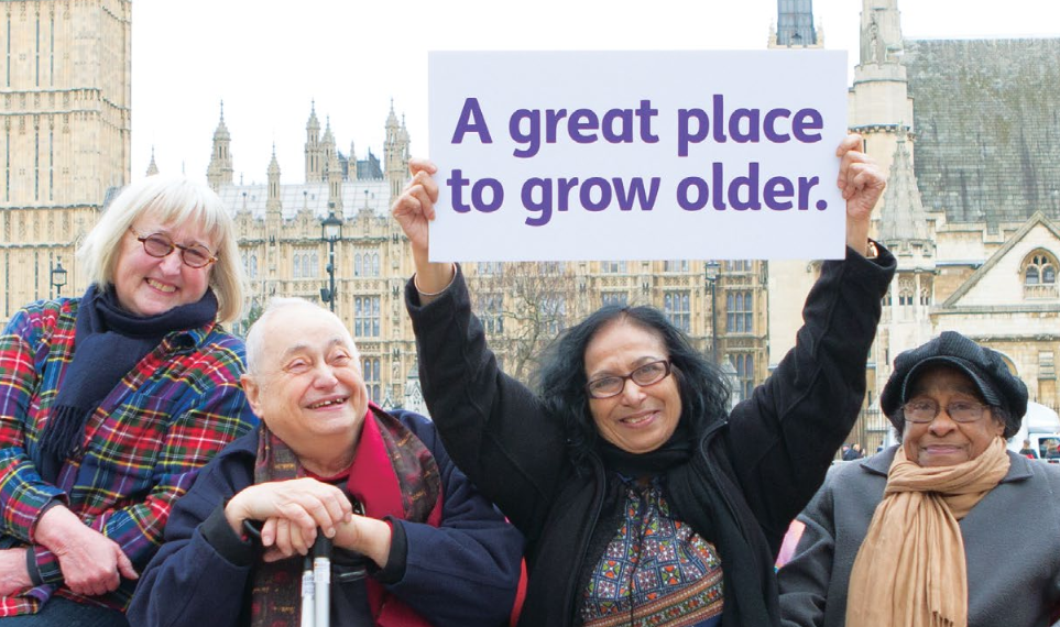 a great place to grow older