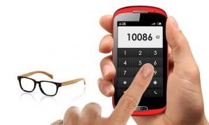 smartphone SOS key