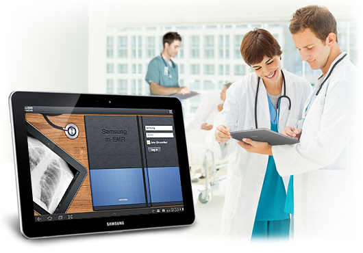 Samsung smart healthcare