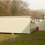 Belgium: specially equipped containers to accommodate elderly people