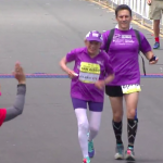 A 92 years old woman beat the Rock'n'Roll San Diego Marathon record