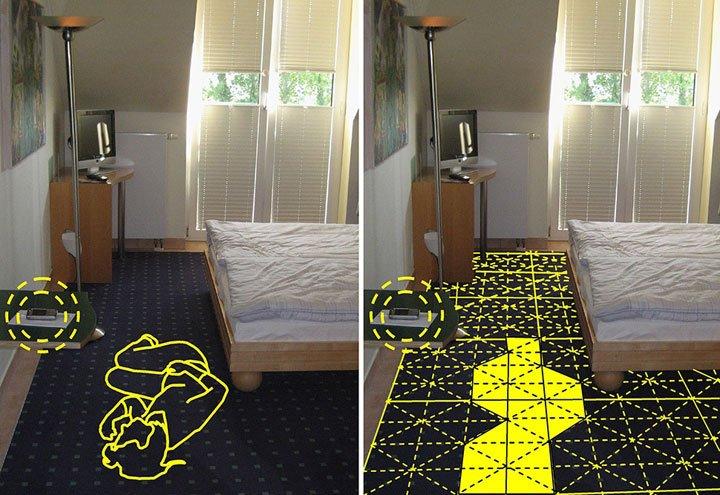 smart floor falls
