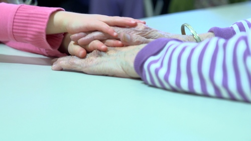contact between generations
