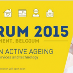 Belgium: the Active Assistive Living (AAL) 2015 Forum