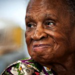 110-year-old Agnes Fenton has a special secret to explain her impressive lifespan