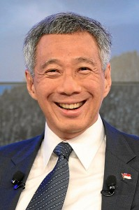 The Prime Minister Lee Hsien Loong
