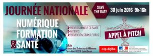 Journée nationale numérique formation santé digital cap digital