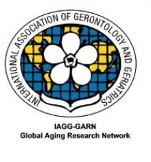 logo association of gerontology and geriatrics IAGG-GARN