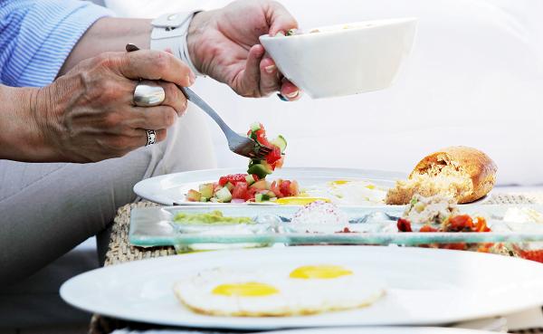 Nutrition food elderly seniors