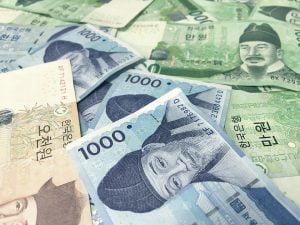 korean money bills