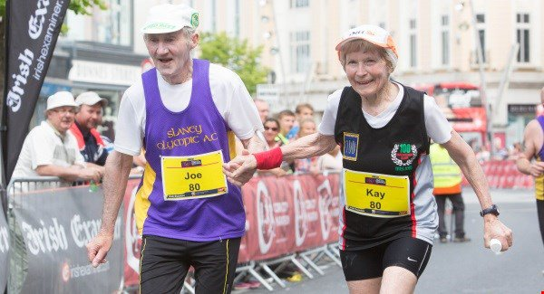 Kay-and-Joe-ORegan-Cork-Marathon-2016 mobility sports