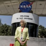 79 space pioneer Susan Finley still has her head in the stars