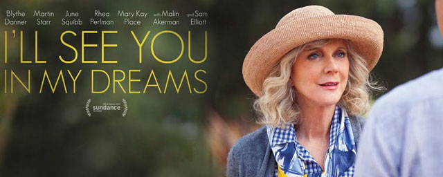 Cinema I'll see you in my dreams movie senior actress