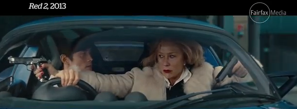 Helen Mirren Fast and Furious movie senior actress