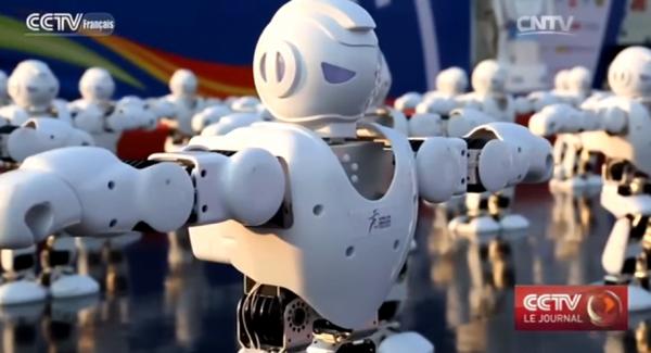 China robotics