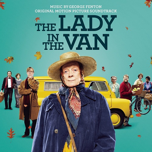 the-lady-in-the-van Maggie Smith senior actress
