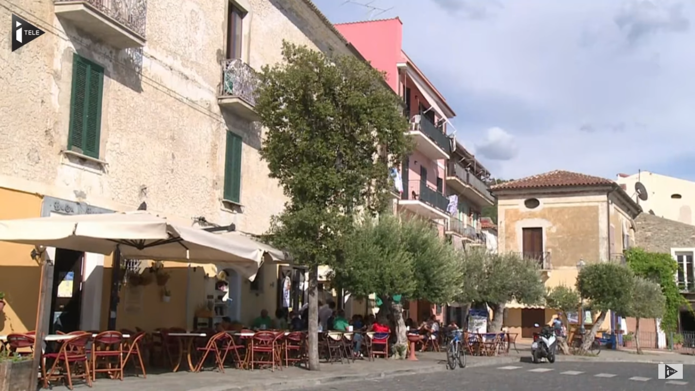 Village of Acciaroli, Italy