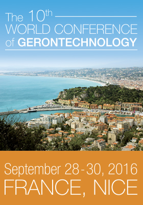 World conference on gerontechnology Nice