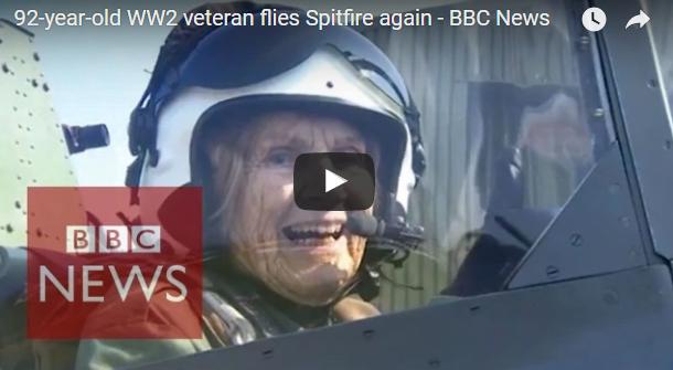 Female pilots in World War 2