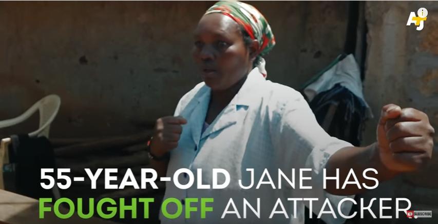 Kenya elderly women rape
