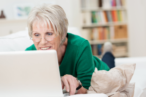 Online Shopping for elderly people