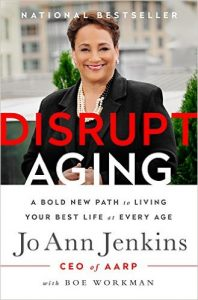 Disrupt Aging Book from Jo Ann Jenkins