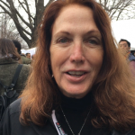 Teresa Shook, a 60 years old grandmother, at the origin of the Women's March in Washington DC