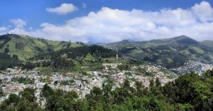Ecuador good place to retire