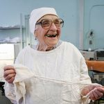 Meet Alla Illyinichna Levushkina, the world's oldest surgeon who is 89 years old