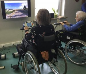 Activ84Health solution for elderly people