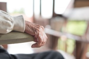 Elderly people Parkinson disease