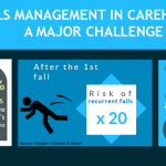 Infographics: Falls management in care homes, a major challenge