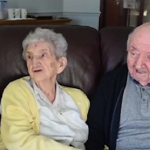 Ada Keating, 98, moved into a care home to look after her son