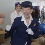 Bette Nash, 81, a flight attendant for 60 years!