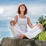 Yoga reduces falls among the elderly, a study suggests