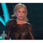 Nicole Kidman gave a speach against ageism in Hollywood