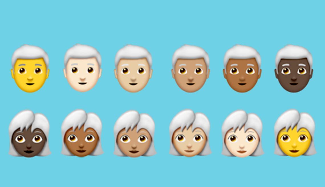 Emojis new 2018