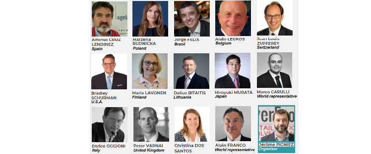 Silver Economy and Ageing Well International Awards: discover the Jury members!
