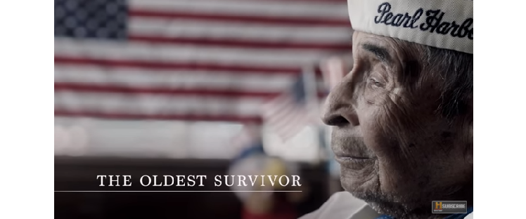 Ray Chavez Pearl Harbor Survivor