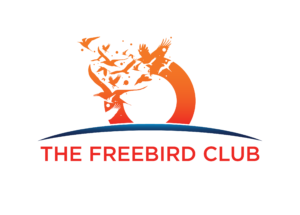 the freebird club logo