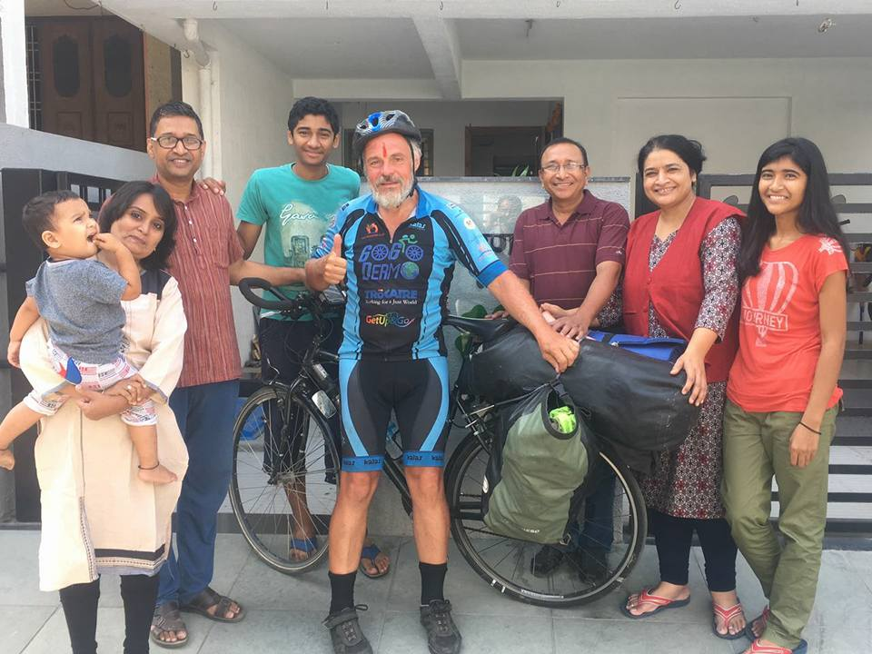travel India record bike