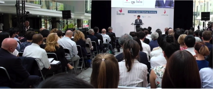 French-Japanese cooperation on Innovation and Digital Economy