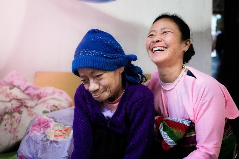 HelpAge self help club in Vietnam