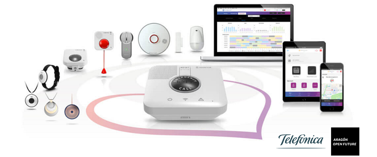 Essence SmartCare Spain wins the Ibernex challenge with the Care@Home™ predictive telecare solution