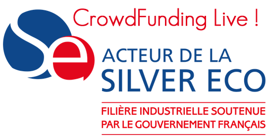 crowdfunding live silver economie