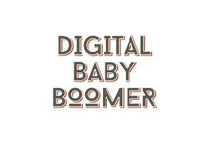 DIGITAL BABY BOOMER